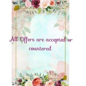 Other - Don't be shy to send an offer!